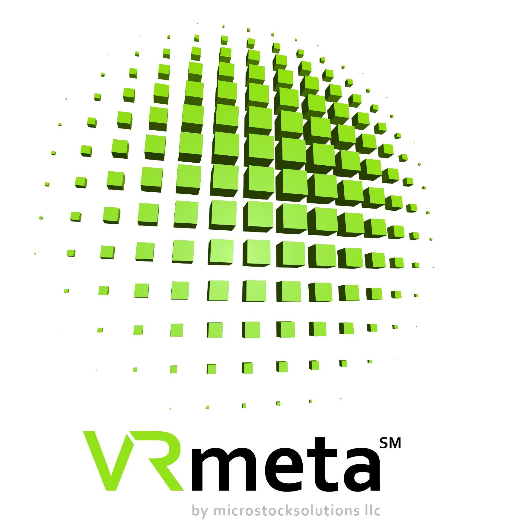 VRMeta logo