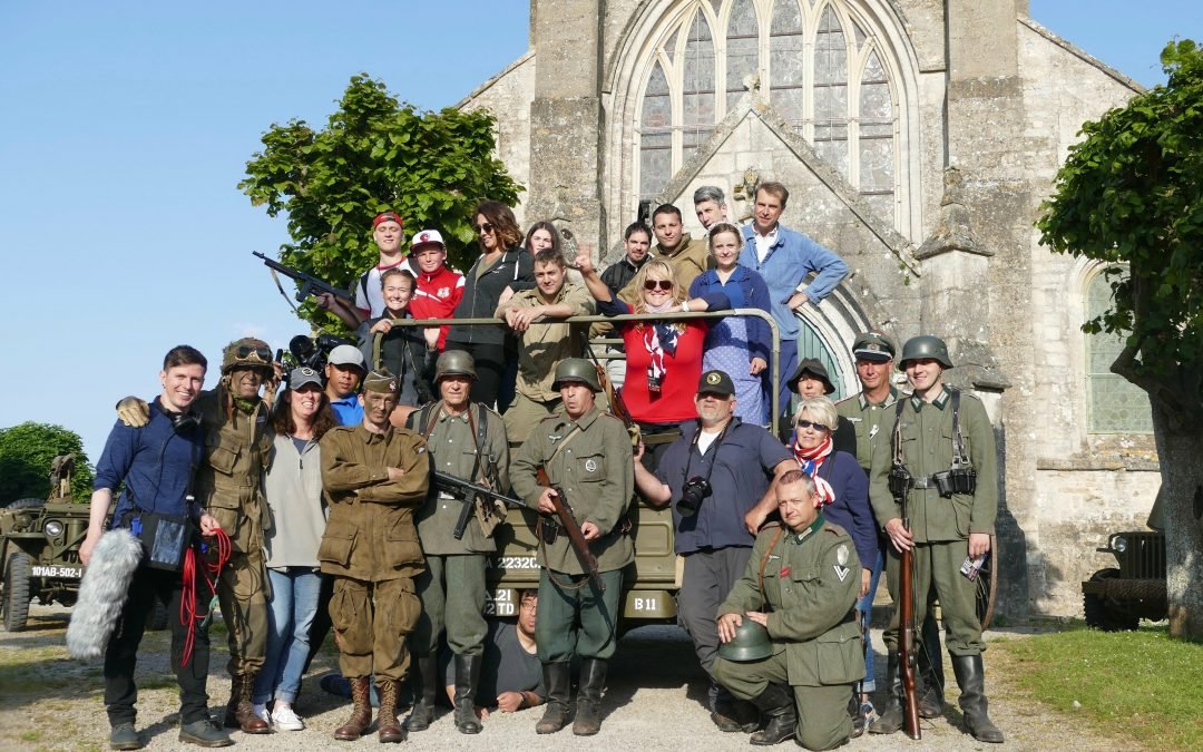 Ole Miss Student Helps Film WWII Documentary During Internship in France