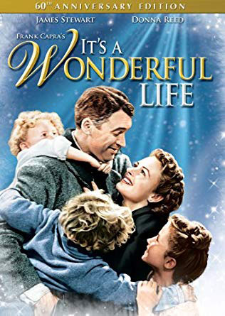 Cover of the movie It's a Wonderful Life