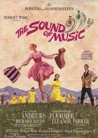 Cover of the movie The Sound of Music