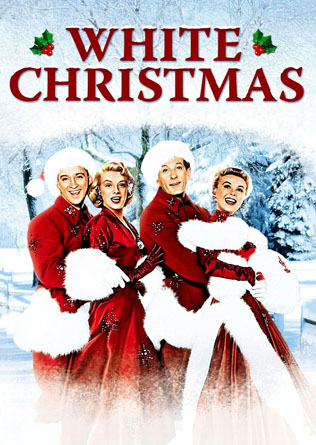 Cover of the movie White Christmas