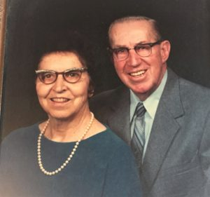 Frank and Kay Miller