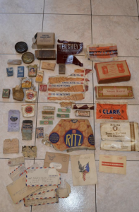 Signal Corps Findings in the Sgt. Robert Miller exhibit at LAtelier