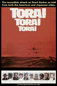 Tora Tora Tora movie poster