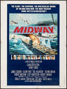 Midway 1976 movie poster