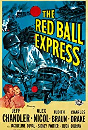 Red Ball Express movie poster