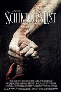 Schindlers List movie poster