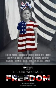 The Girl Who Wore Freedom movie poster
