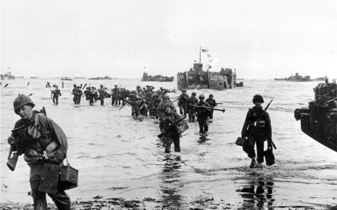 Why Is It Called Utah Beach? (A D-Day Primer)