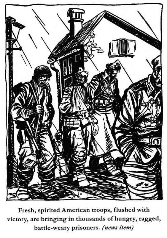 Mauldin's American Soldiers