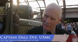 Dale Dye On The French Remembering D-Day