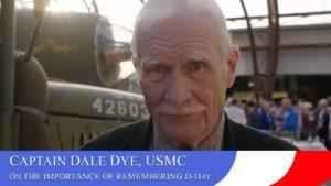 Dale Dye On Forgetting What America Fought For