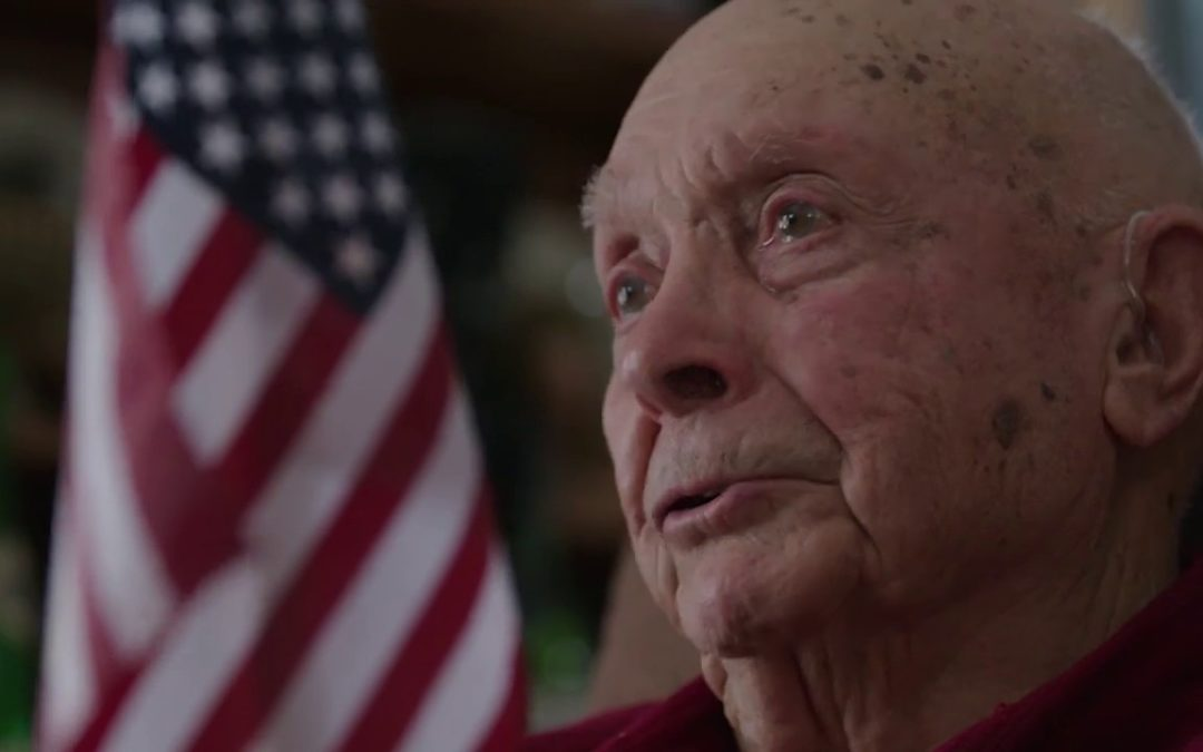 "A WWII Veteran's Thoughts On Saying, ""Thank You For Your Service"""