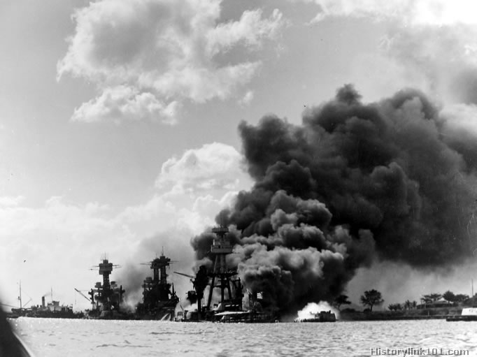 Horror and Heroism at Pearl Harbor
