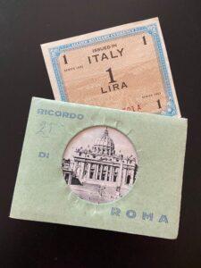 Artefacts italiens