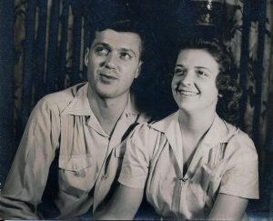 Harry et Mary Jo