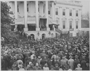 Adresse de FDR en janvier 1944