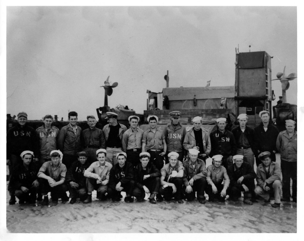 Seabees of the 81st Construction Battalion.